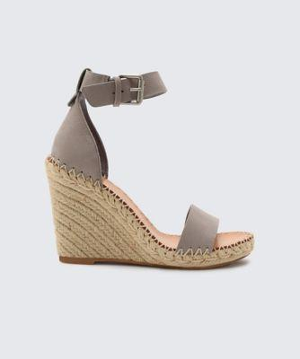 Dolce Vita Noor Wedges Grey