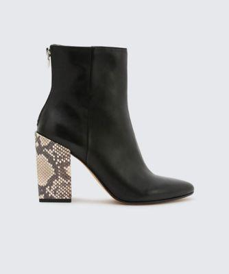 Dolce Vita Coby Booties Black