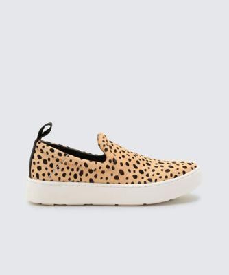 Dolce Vita Tag Sneakers Leopard