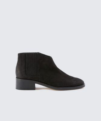 Dolce Vita Towne Booties Onyx