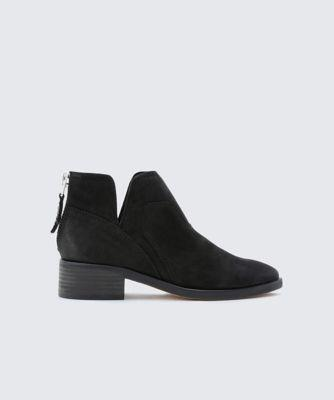 Dolce Vita Titus Booties Black