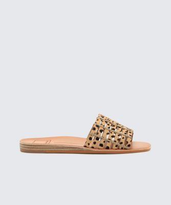 Dolce Vita Colsen Sandals Leopard
