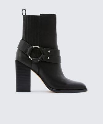 Dolce Vita Isara Booties Black