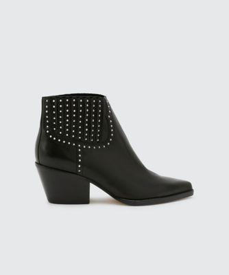 Dolce Vita Sethe Booties Black