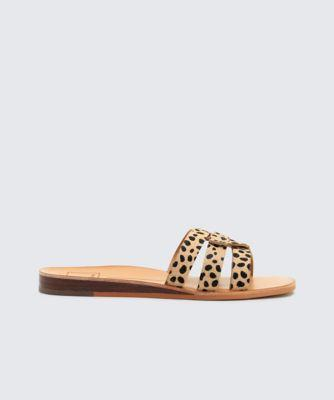 Dolce Vita Cait Sandals Leopard