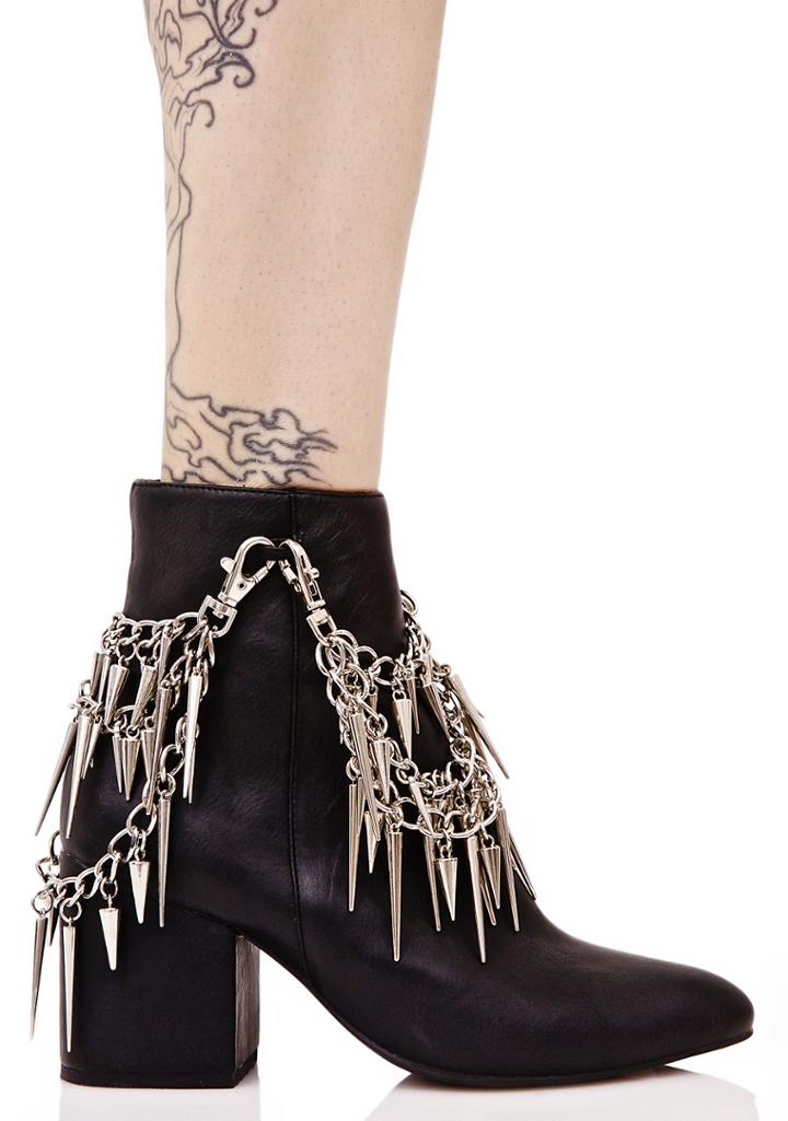 11ecfdb63b589 Current Mood Chain Of Fools Boots | LookMazing
