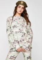 Wildfox Couture Rosette Sommers Sweater
