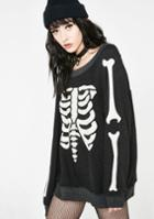 Wildfox Couture Inside Out Sommers Sweater