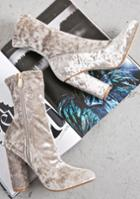 Cape Robbin Planetary Ankle Boots