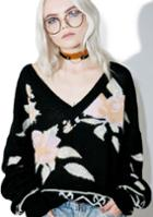 Wildfox Couture Flora Posey Sweater
