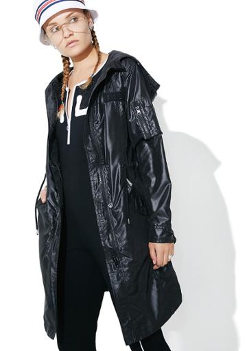 Members Only Parachute Parka