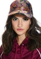 Ana Accessories Brocade Embroidery Dad Hat Floral