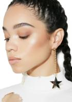 Ana Accessories Shining Light Star Drop Earrings