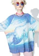 Wildfox Couture Blue Crush Sommer's Sweater