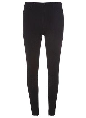 Dorothy Perkins Black 'bailey' Super Skinny Stretch Jeans