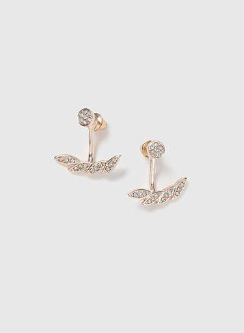 Dorothy Perkins Rhinestone Earrings