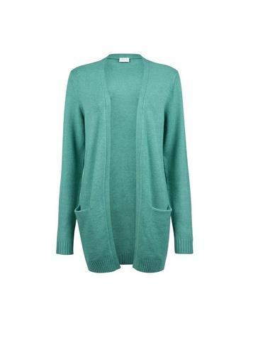 *vila Blue Fine Gauge Knittd Cardigan