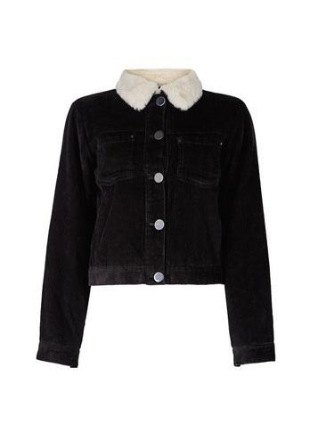 *lola Skye Black Cord Jacket