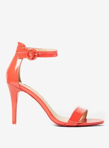 Dorothy Perkins Red 'bounce' Heeled Sandals