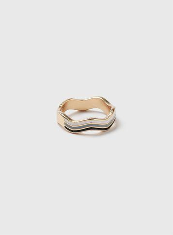 Dorothy Perkins Wave Ring