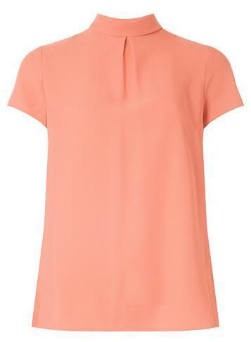 Dorothy Perkins Coral Turn Back T-shirt
