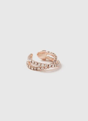 Dorothy Perkins Cross Over Ring