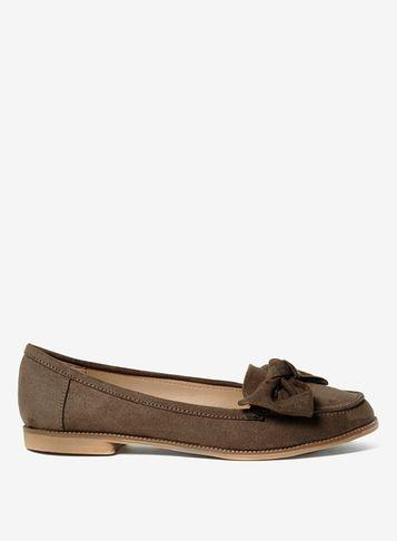 Dorothy Perkins Taupe 'leena' Loafers
