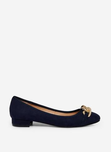 Dorothy Perkins Navy 'porto' Pumps