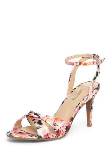 Dorothy Perkins Floral 'sahar' Satin Sandals