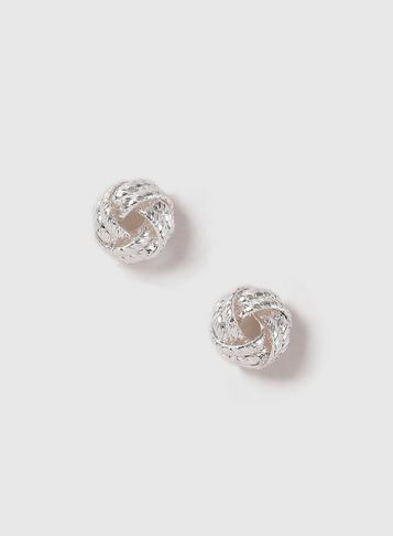 Dorothy Perkins Knot Earrings