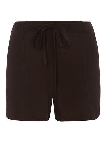 Dorothy Perkins Black Shorts