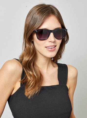 Dorothy Perkins Black Sunglasses