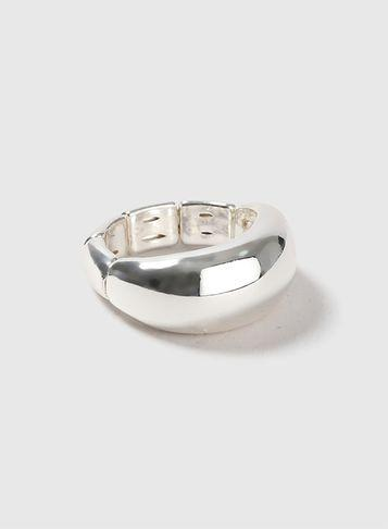 Dorothy Perkins Silver Stretch Ring