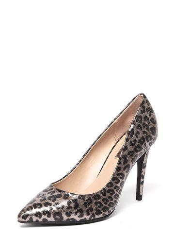 Dorothy Perkins Online Exclusive Leopard 'emily' Court Shoes