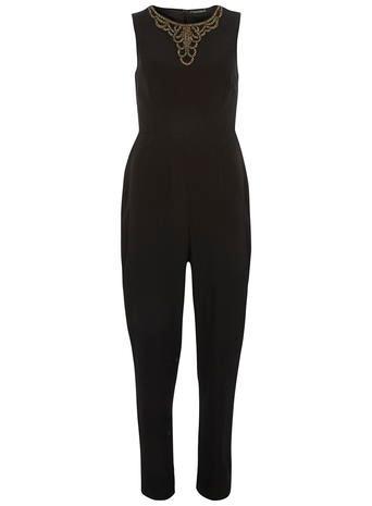 Dorothy Perkins Embellished Jumpsuit