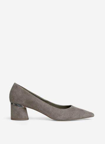Dorothy Perkins Grey 'dragonfly' Court Shoes