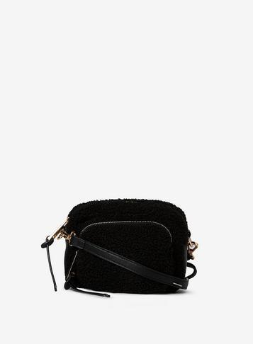 Dorothy Perkins *pieces Black 'kinno' Cross Body Bag