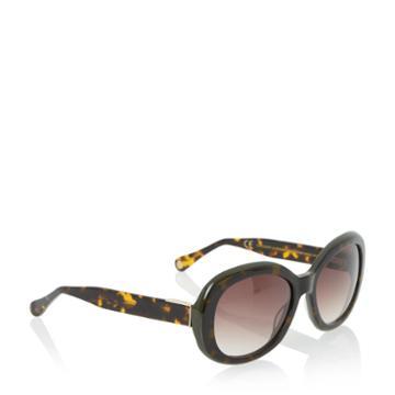 Dune London Gemini Tortoiseshell Sunglasses