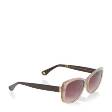 Dune London Giulliana Oval Frame Sunglasses
