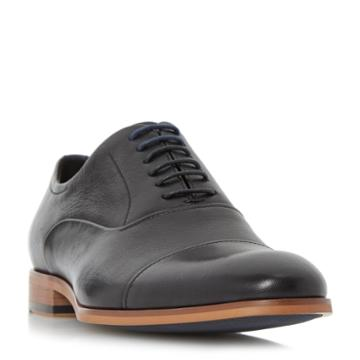 Dune London Padstow Soft Leather Toecap Oxford Shoe