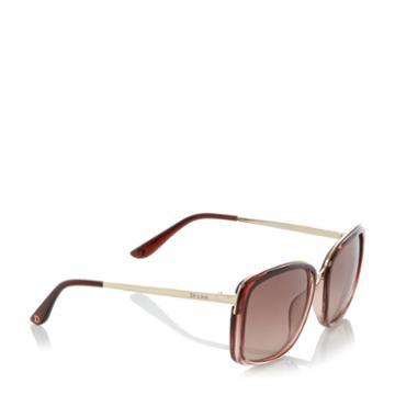 Dune London Gizele Metal Insert Sunglasses