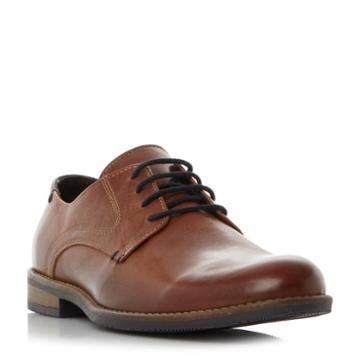 Dune London Barlow Plain Casual Gibson Shoe