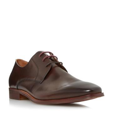 Dune London Richmonds Square Toe Derby Shoe