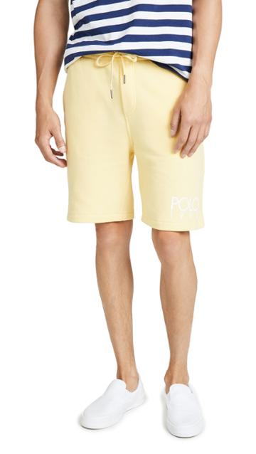 Polo Ralph Lauren Magic Fleece Sweatshort