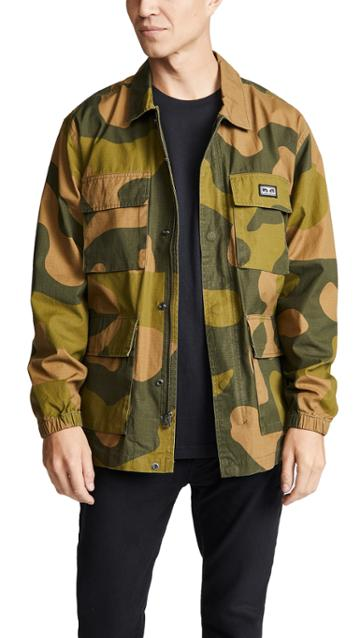 Obey Rise Up Bdu Jacket