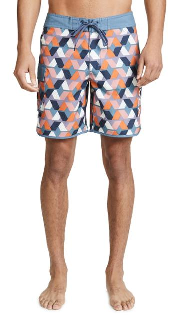 Rvca Eastern Trunks