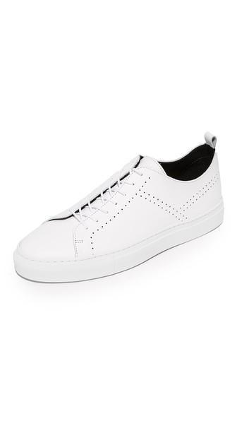 Uri Minkoff Soprano Leather Sneakers