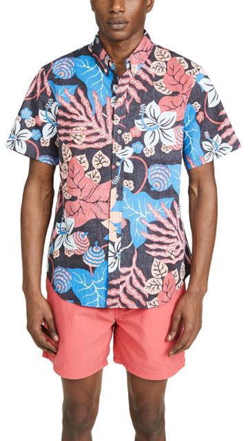 Reyn Spooner San Clemente Tailored Shirt