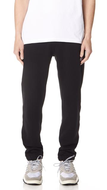 Msgm Dice Patch Joggers