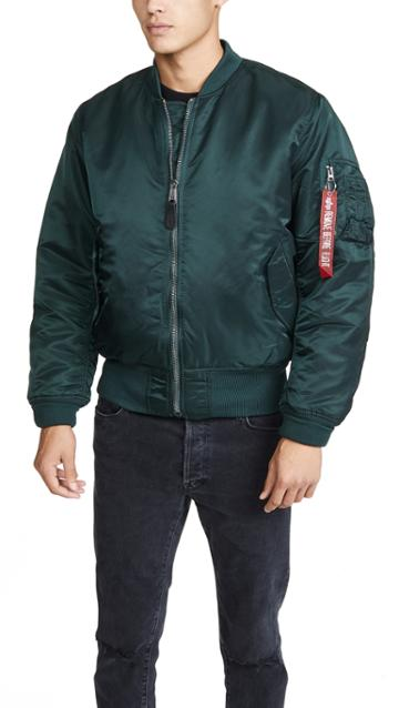 Alpha Industries Alpha Ma 1 Flight Jacket